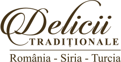 Produse de patiserie traditionale din Romania, Turcia si Siria